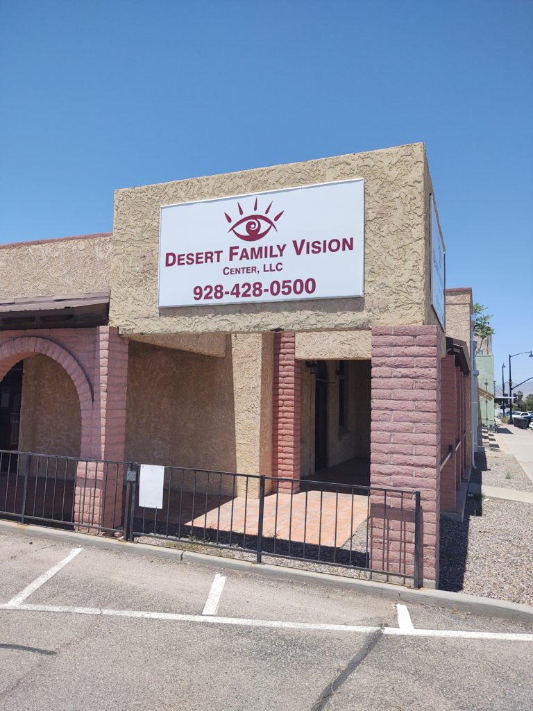 eye doctor in safford az